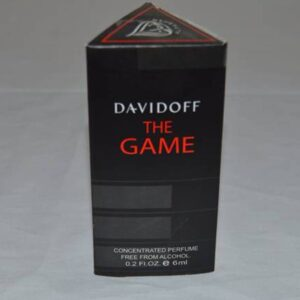DAVIDOFF THE GAME - PERFUME FOR MEN
