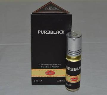 PURE BLACK  PERFUME FOR MEN