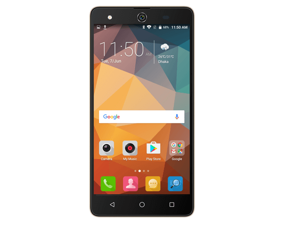 Symphony i10 2GB RAM Price in Bangladesh