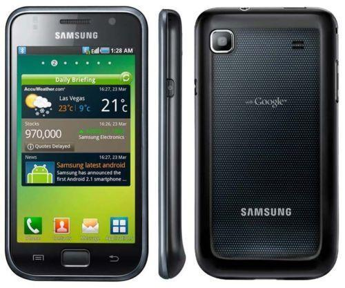 Samsung I9000 Galaxy S Mobile Price in Bangladesh