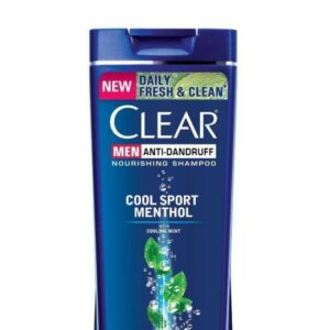 CLEAR Men Cool Sport Menthol Anti Dandruff Shampoo - 350ml