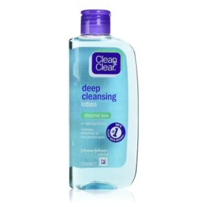 CLEAN & CLEAR SENSITIVE CLEANSING - 200ml