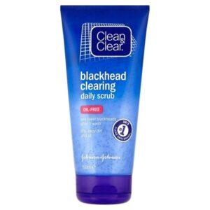 Clean & Clear Blackhead Daily Scrub Oil Free 150 ml