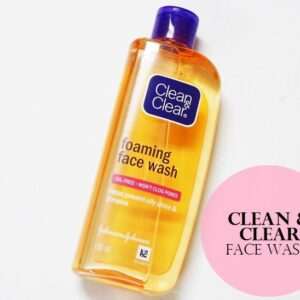 Clean & Clear Foaming Face Wash 100 mlClean & Clear Foaming Face Wash 100 ml