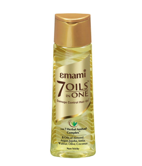 Emami 7 Oils In 1 Damage Control Hair Oil