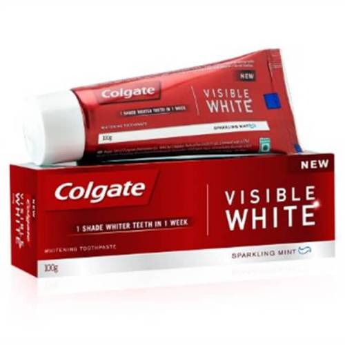 Colgate Visible White Toothpaste 100 gm