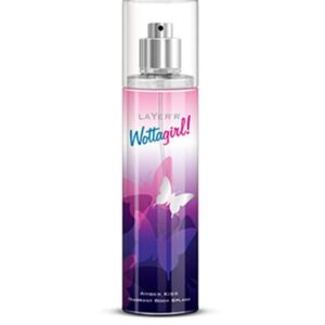 Layer Wattagirl Amber Kiss Body Spray 135 ml